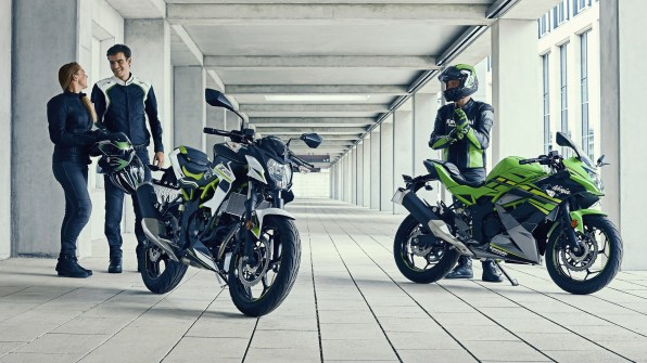 Kawasaki unveils Ninja 125 or Z125 for global market