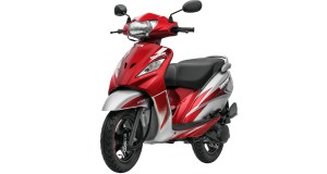 New TVS Wego with minor updates launched