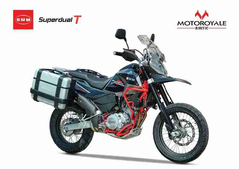 SWM Superdual T India
