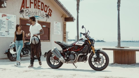 2019 Indian FTR 1200 S launched in India