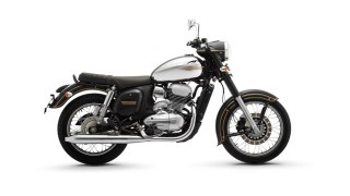 Jawa Black colour option