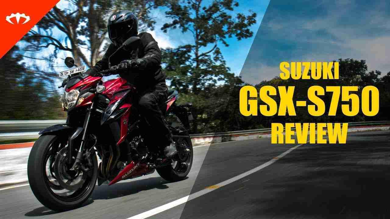 Suzuki GSX-S750 India review