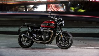 Triumph Speed Twin 1200 HD wallpaper