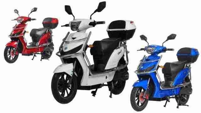 Avan Motors Zero+ electric scooter