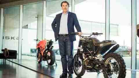 Ducati on sale - KTM Bajaj has made the offer