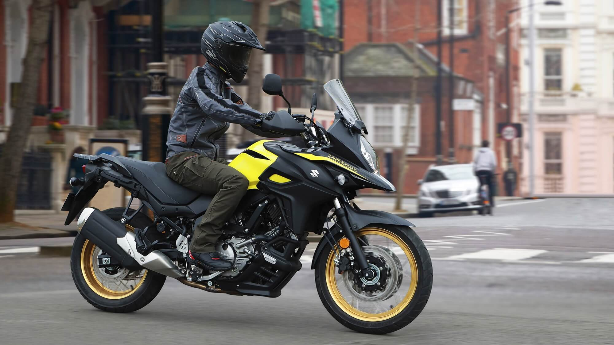 Refreshed Suzuki V-Strom 650 XT ABS launched at 7.46 lakh