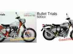 Royal Enfield Bullet Trials