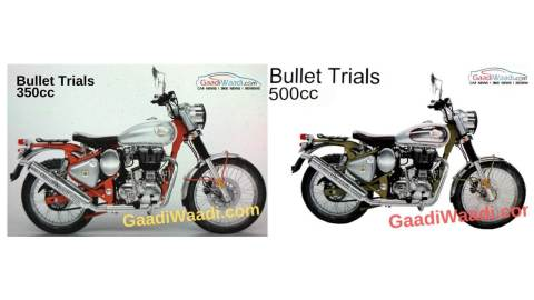 Royal Enfield Bullet Trials