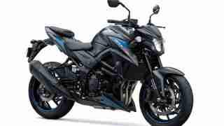 2019 Suzuki GSX-S750 gets new colour options - black