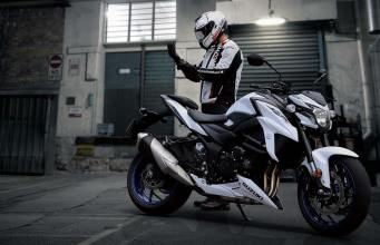 2019 Suzuki GSX-S750 gets new white colour option