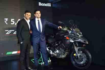 Benelli TRK 502 X India