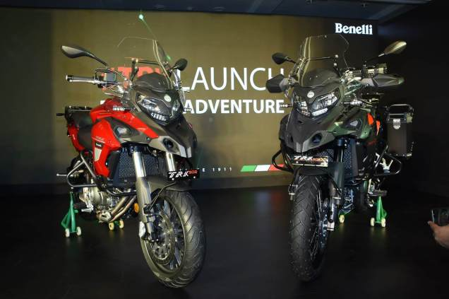 Benelli TRK 502 and 502 X India