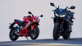 Honda CBR650R India colour options