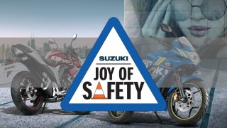 Suzuki Joy of Safety initiative