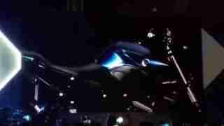 Yamaha MT-15 India spec side profile