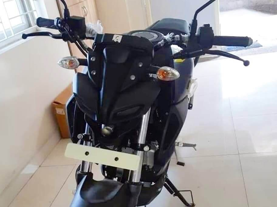 Yamaha MT-15 Indian version spotted