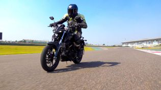 Yamaha MT-15 first ride review