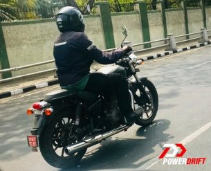 New updated BS6 Royal Enfield Thunderbird