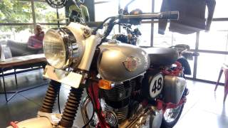 Royal Enfield Trials 350