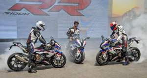 2019 BMW S1000RR launch