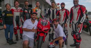 Ducati conducts DRE Individual Racetrack Training Sessions at MMRT, Chennai