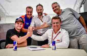 Brand Binder signed by Red Bull KTM Tech3 MotoGP team for 2020