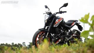 KTM Duke 125 wallpapers