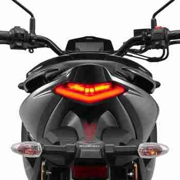 New updated Suzuki Gixxer - LED Tail Lamp