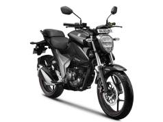 New updated Suzuki Gixxer - front view
