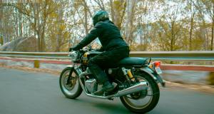 Royal Enfield Continental GT 650 review India