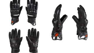 viaterra holeshot gloves all angle views