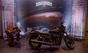Harley Davidson Street Limited Edition Street 750