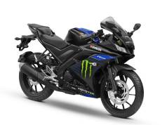 Yamaha R15 V3 Monster Energy MotoGP Limited Edition