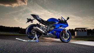 2020 Yamaha YZF-R6 HD wallpaper