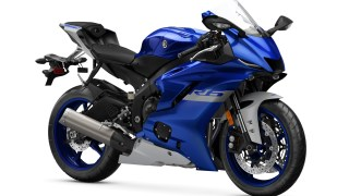2020 Yamaha YZF-R6 colour option Blue