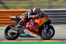 Brad Binder 2019 Aragon Moto2 MotoGP HD wallpaper