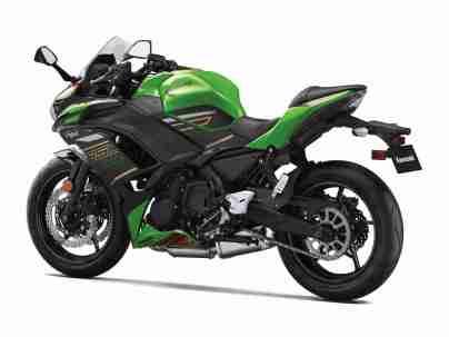 2020 Kawasaki Ninja 650 KRT edition