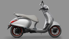 Chetak electric scooter