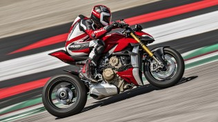 Ducati Streetfighter V4 S - HD wallpaper