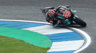 Fabio Quartararo - MotoGP HD wallpaper Buriram