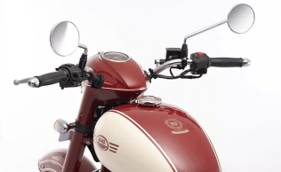 Jawa 90th Anniversary Edition