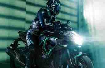 Kawasaki Z H2 HD wallpaper