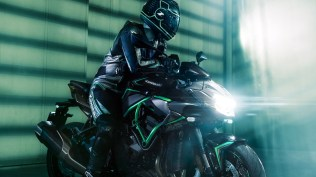Kawasaki Z H2 HD wallpaper