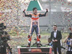 Marc Marquez - 2020 MotoGP world Champion