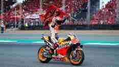 Marc Marquez - MotoGP HD wallpaper Buriram