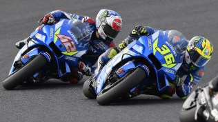Suzuki MotoGP HD wallpaper