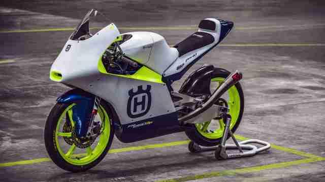 Husqvarna Max Racing Team Moto3