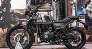 Royal Enfield Himalayan Gravel Grey