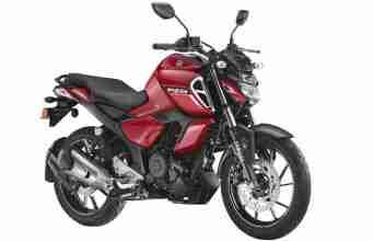 Yamaha FZ-Fi - FZS-Fi V3 BS 6 version - red colour option