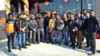 Harley Davidson HOG Jammu